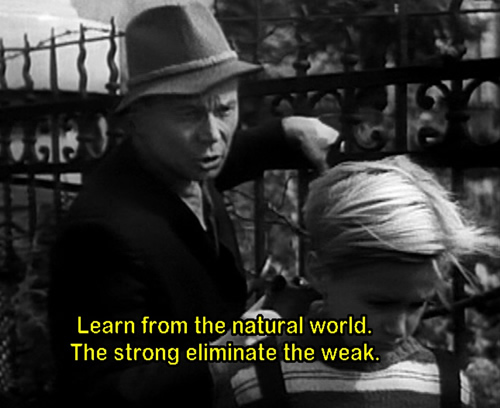 Still from Rossellini's Germany Year Zero