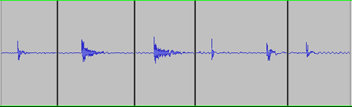 Waveform of Scalapino