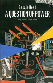 Cover of Bessie Head's novel A Question of Power