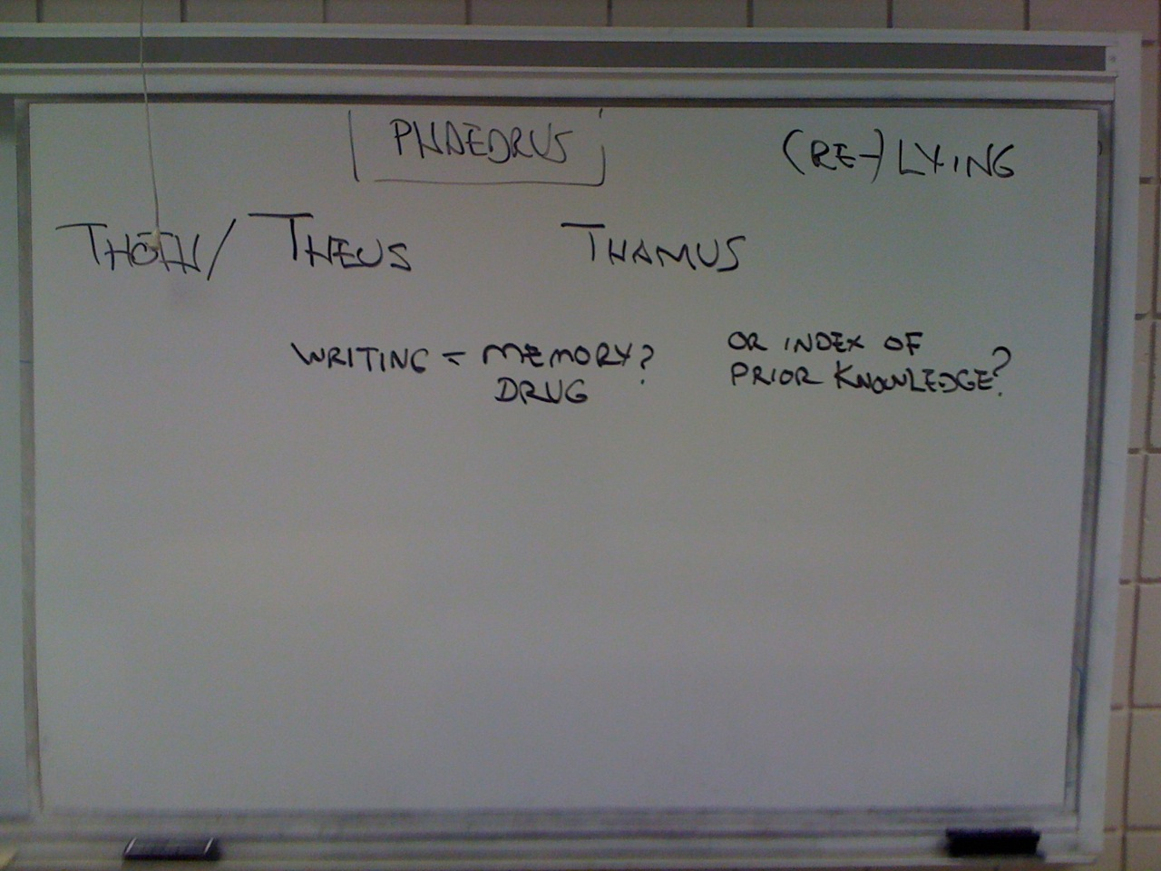 phaedrus and rhetoric With a masterful sense of the place of rhetoric in both thought and practice and an ear attuned to the clarity, natural simplicity, and charm of plato's gre.